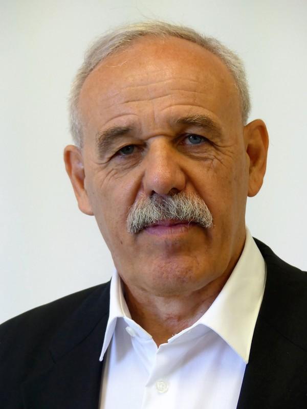 Werner Locher, Directeur technique / Responsable service extérieur
