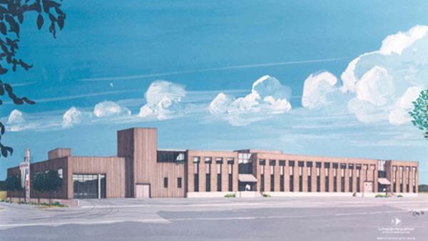 Inbetriebnnahme des Werk 2 im Industriegebiet Hof in Romanshorn für die Fertigung von Linearführungen und Feinschnitt-Teilen.