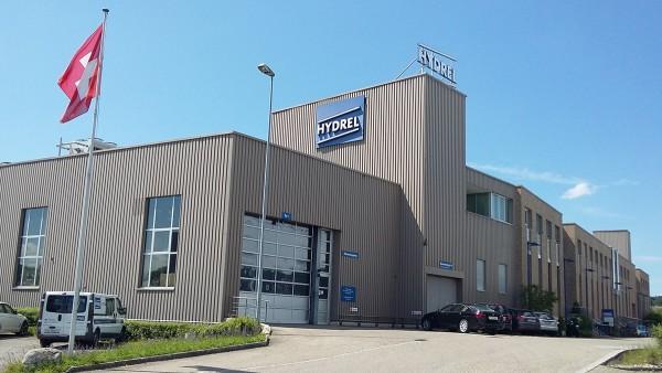 Activités de découpage fin Hydrel vendues au Groupe Güntensperger