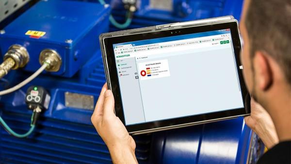 Services Cloud pour les moteurs électriques
