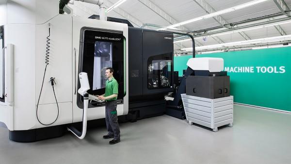 Schaeffler Branchenlösungen Werkzeugmaschinen