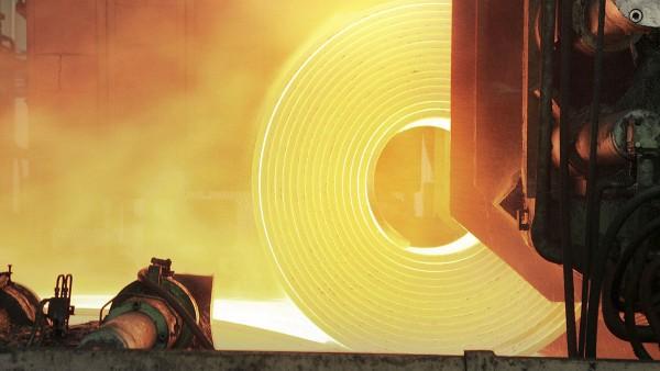 Metallerzeugung- und Verarbeitung