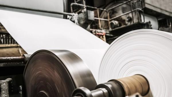 Solutions sectorielles Schaeffler pour le papier et la cellulose