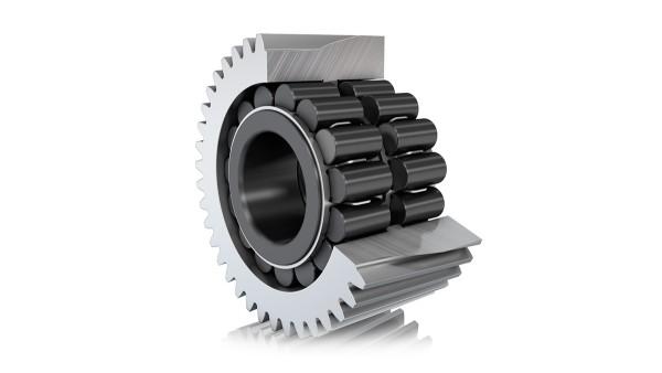 FAG High-Capacity-Zylinderrollenlager X-life (Direktlagerung)