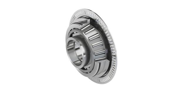 Roulements à rouleaux coniques avec roue polaire
