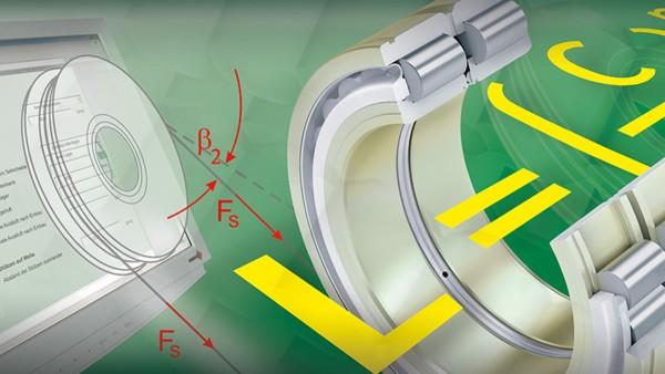 Kostenloses Berechnungsmodul für die zuverlässige Berechnung von Seilscheibenlagerungen
