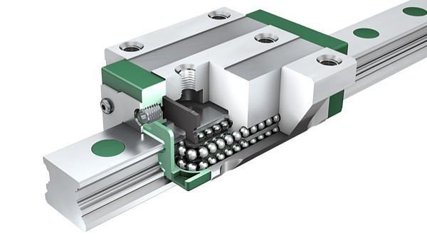 Schaeffler X-life Produkte: Linearführungen mit Kugelumlaufeinheit