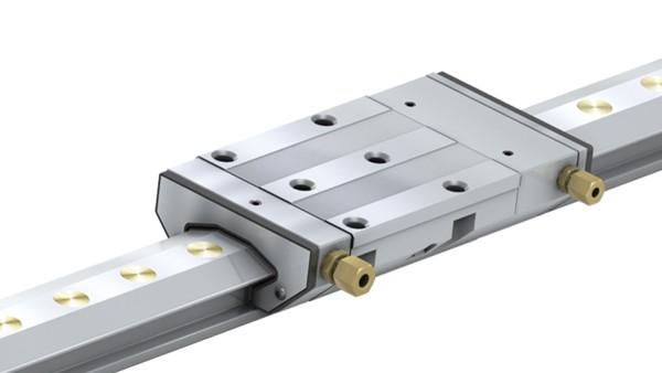 Schaeffler X-life Produkte: Linearführungen mit Hydrostatischer Kompaktführung