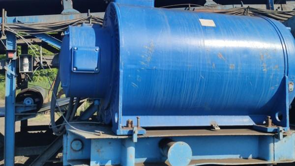 Schaeffler CONCEPT2 im Schutzkasten am Antriebsmotor
